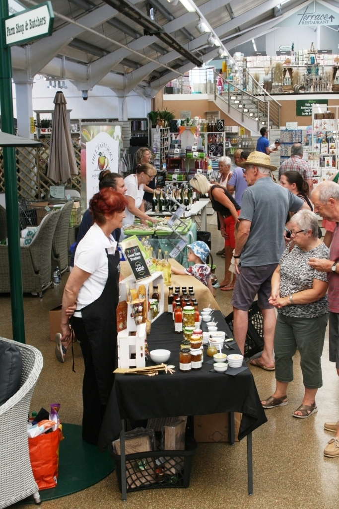 Garsons of Titchfield's summer food fair - small.jpg