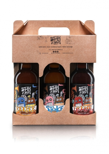 Steam Town Brewery Gift Pack