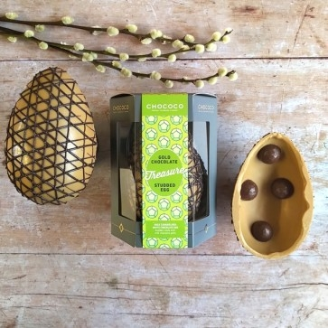Eggs-citing creations available online from Chococo