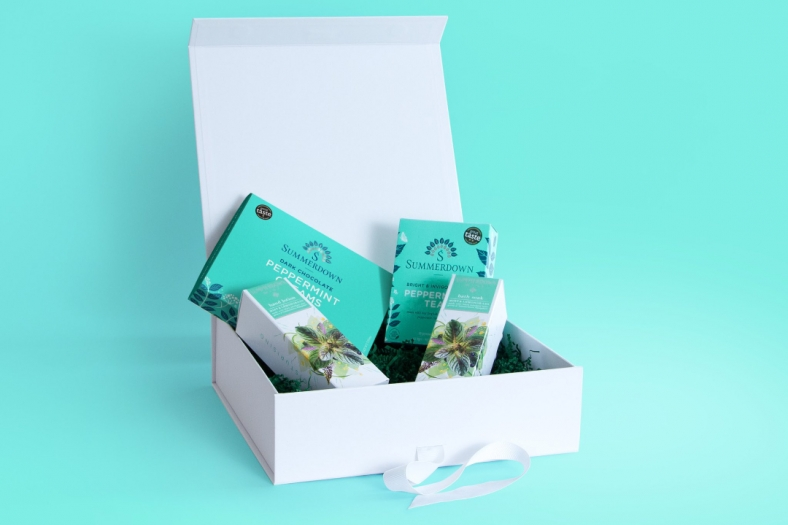 Immersive Relaxation Box from Summerdown