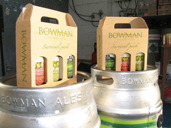 Bowman Ales
