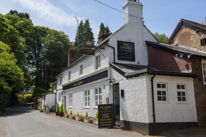 The Crown at Arford