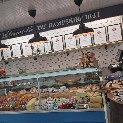 Hampshire Deli and Farm Shop