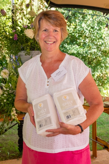 Kate Baylis of Wheatsheaf Farming
