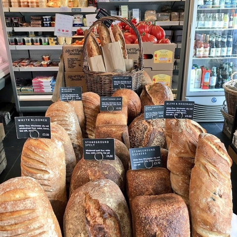 Thyme and Tides Deli
